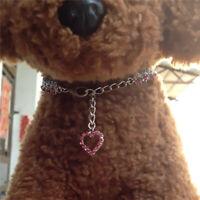 Dog Collar Leash Adjustable Necklace Dogs Cat Decoration Pet Collar Pet Supplies
