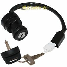 IGNITION KEY SWITCH FOR KAWASAKI BRUTE FORCE 750 4X4i KVF750 2005-2017