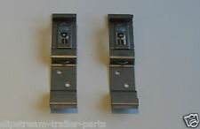 2 SPRING NUMBER PLATE HOLDERS  -TRAILER  PARTS TO FIT,HORSE,IFOR WILLIAMS,ERDE