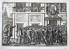 Roma Carlo VI homenaje Karl VI de España 1703 Roma Carlos III de España Borbón
