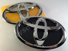OEM Toyota 11-16 Zelas Scion tC2 AGT20 Front & Rear Toyota Emblem Badge Genuine