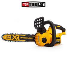 More details for dewalt dcm565n 18v xr 30cm cordless chainsaw brushless - bare tool dcm565n-xj