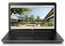 HP ZBook 17 G3 (17.3 pulgadas) móvil Estación de trabajo Xeon E3 (1535m V5)