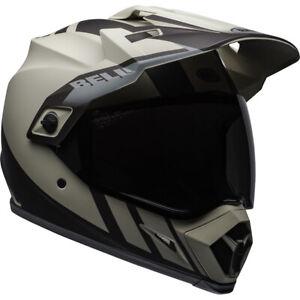 Bell 2021 MX-9 ADV MIPS Motorcycle Helmet Dash Sand BE7111378 Size Medium