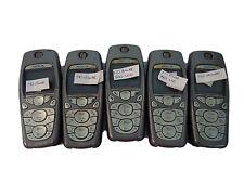 5 lot Nokia 3595 Cellular Phone Cingular Locked No Power Used Wholesale