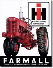 Farmall 400 Tractor Metal Sign   (de)   Fast despatch FROM UK
