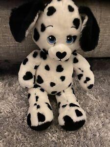 Build A Bear Dalmatian Hearts Dog Valentines