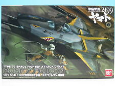 Space Battleship Yamato 2199 1/72 Type 99 Space Fighter Attack Craft Cosmo F...
