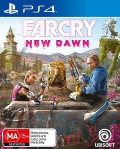 Far Cry New Dawn PS4 Game NEW