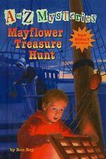 Mayflower Treasure Hunt (A to Z Mysteries Super Ed