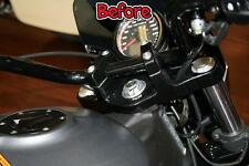 Victory Octane Billet Fork Cap and Stem Nut Covers Victory Motorcycles