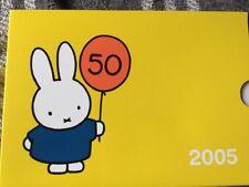 NIJNTJE euromunt SET 2005 - 50 JAAR NIJNTJE nederland