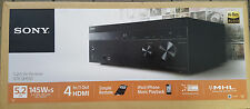 Sony 725W 5.2 Channel 4K A/V Home Theater Receiver STR-DH550 -- NEW