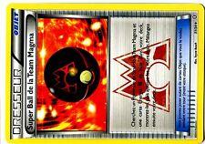 POKEMON (XY7b) Double Danger UNCO N° 31/34 SUPER BALL de la TEAM MAGMA