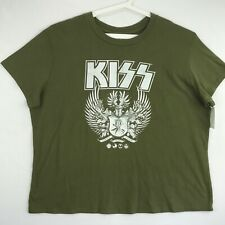Kiss Band Shirt In Women's Tops & Blouses for sale | eBay