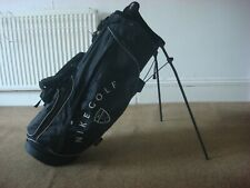 Nike Golf Stand Bag in good condition, with rain hood. Dual Strap System.