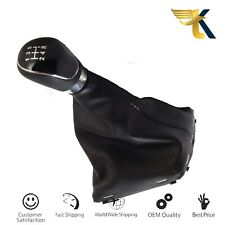 Ford Focus 2005-2012 Gear Knob and Lever Gaiter