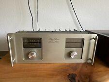 Phase Linear 400 mk2 Top Vintage Power Amp umfangreich !!REVIDIERT!! Rarität