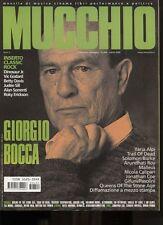 MUCCHIO 609/2005 GIORGIO BOCCA TRAIL OF DEAD ARCADE FIRE AFTERHOURS GARBAGE