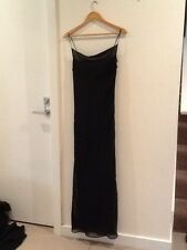 Rampage size 8 - 10 black cocktail dress