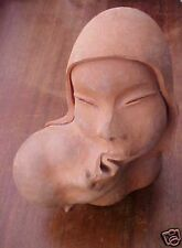 Haitian Ceramic Statue by Tiga - Price cut