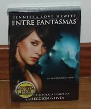 ENTRE FANTASMAS 2ª TEMPORADA COMPLETA PRECINTADO NUEVO 6 DVD (SIN ABRIR) R2