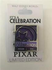 WDW- PIXAR PARTY COUNTDOWN- CARL & ELLIE UP HINGED DISNEY LE 750 PIN 116057
