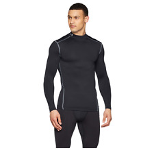 New Mens Under Armour ColdGear Compression Long Sleeve Top S M