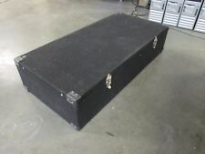 "103cm x 47cm x 17cm DJ flightcase / black mixer flight case 3U and 6U 19"" rack"