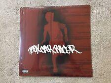 Box Car Racer - Self-Titled Vinyl LP Hot Topic Clear Black Red Splatter, Blink