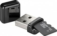 micro SD USB 2.0 Cardreader Kartenleser Kartenlesegerät micro SDHC SDXC TF Card