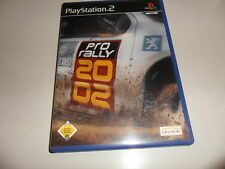 PlayStation 2  PS 2  Pro Rally 2002  (2)