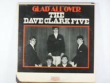 The Dave Clark Five Glad all over 1st cover no instruments orig.1964 Epic 24093