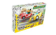 My First Scalextric Looney Tunes Slot Car Racing Bugs Bunny & Daffy Duck