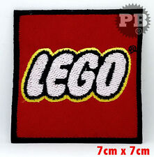 #328 LEGO TOYS - Large Embroidered Iron-On Patch - UK Seller
