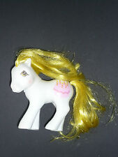 My Little Pony - VANILLA TREAT  -  1987   G1  Mein kleines Pony Hasbro