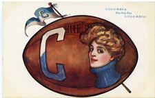 "College Girl ""Columbia University Football"" Tuck"