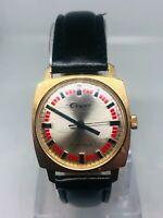 Stilische 1970er Eppo 17 Jewels  Vintage HAU Handaufz neues Armband Germany