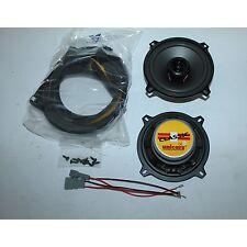 (1453) Altoparlanti 2 vie 130 mm Honda Jazz  80097178020080 nuovi (5-2-D-1)