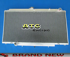 3 Core Aluminum Radiator for Nissan Patrol Y61 GU 4.2L Diesel & Turbo TD42 97-03