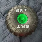 """(1) REPLACEMENT """"TIRE & RIM ONLY"""" FOR MONSTER JAM MEGA GRAVE DIGGER RC TRUCK"""