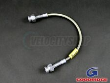 Goodridge Stainless Steel Clutch Line 02-05 Civic Si