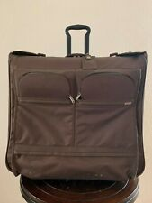 Tumi Alpha Ballistic Nylon Long Wheeled Garment Bag Luggage Travel 22032CH4