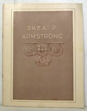 Ca. 1930 Skea & Armstrong entertainment bureau catalog (vaudeville)