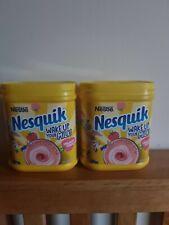 Nestle Nesquik Strawberry Flavour 2 X 500g 1kg Milkshake Powder