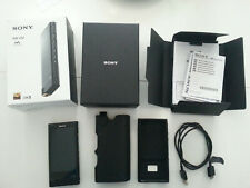 Sony Walkman NW-ZX2 128GB  Hi-Res High quality Android Nero
