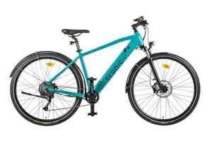 ECONIC ONE URBAN  Electric Hybrid e Bike NEW LARGE TEAL BLUE