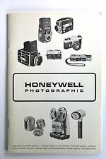 Honeywell Photographic Catalog/Pricelist/ from 1960's 28 pages Minty