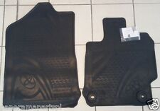 Toyota Aurion Front Rubber Floor Mats GSV50 Prodigy Presara Sportivo GENUINE NEW
