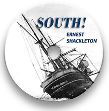 ERNEST SHACKLETON - SOUTH! AUDIO BOOK CD ENGLISH UNABRIDGED